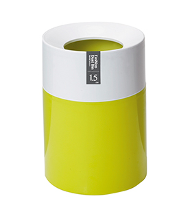 Double Color Trash Can