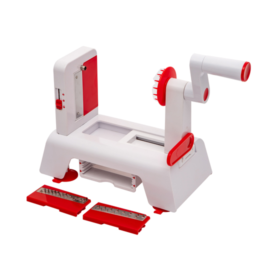 Foldable Spiralizer Vesetable Slicer
