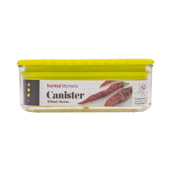 Kitchens Canister 470ml