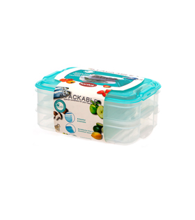 Food Container 800ml*2